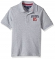 Clothes/footwear details Tommy Hilfiger Boys' Fred Stretch Pique Polo (T-shirts)