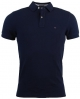 Clothes/footwear details Tommy Hilfiger Mens Custom Fit Solid Color Polo Shirt (T-shirts)