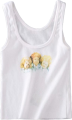 Clothes/footwear details Angel Print Slim Vest (Vests)