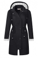 Clothes/footwear details BBX Lephsnt Waterproof Lightweight Rain Jacket Active Outdoor Hooded Raincoat for Women (Outerwear)