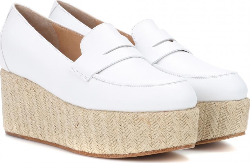 4f1a51aa4beb lence59 Wedges - Brucco platform loafers - trendMe.net