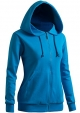 Clothes/footwear details CLOVERY Women's Casual Zip-up Hoodie Basic Long Sleeve Hoodie (Long sleeves t-shirts)