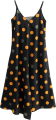 Clothes/footwear details Color polka-dot dress (Dresses)