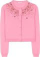 Clothes/footwear details Embellished cashmere cardigan (Uncategorized)