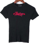 Clothes/footwear details Embroidered Knit Short-Sleeve T-Shirt (T-shirts)