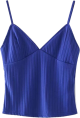 Clothes/footwear details Full-length Stretch Knit Camisole (Vests)