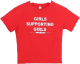 Clothes/footwear details Girls Printed English Letter T-shirt (T-shirts)
