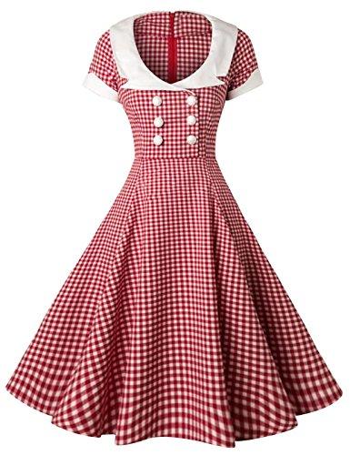 d5271f1b86b3 GownTown Obleke - GownTown Women Splicing Swing - $35.98 - trendMe.net