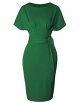 Clothes/footwear details GownTown Women's 50s 60s Vintage Sexy Fitted Office Pencil Dress (Dresses)