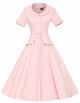Clothes/footwear details GownTown Women's Vintage 1950s Retro Rockabilly Prom Dresses (Dresses)
