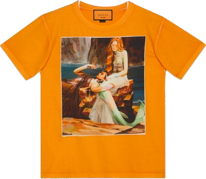 68c2b15e9 vespagirl T-shirts - Gucci Hallucination Print - $790.00 - trendMe.net