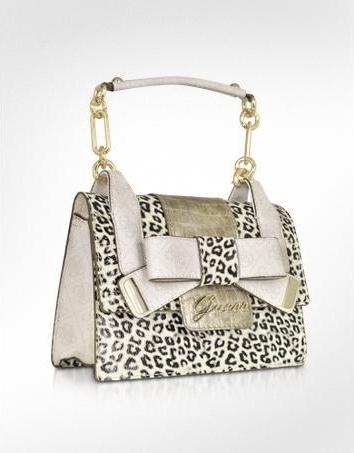 bdd340c8d95a Bev Martin Hand bag - Guess Animal Print Handbag - trendMe.net