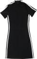 Clothes/footwear details Half Turtleneck Short Sleeve Striped Dre (Dresses)