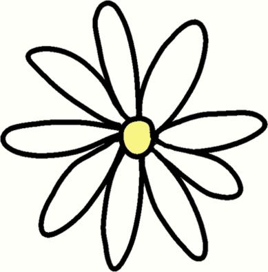 Handdrawn Daisy - - DotingSage - trendMe.net