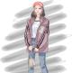 Clothes/footwear details Harajuku loose college wind autumn 2018 (Jacket - coats)