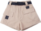 Clothes/footwear details High waist pocket casual pants (Shorts)