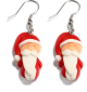 Clothes/footwear details Imitated Crystal&cz Fashion Cartoon Earring (red) Nhgy2652-red (Earrings)