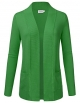 Clothes/footwear details JJ Perfection Women's Open Front Knit Long Sleeve Pockets Sweater Cardigan (Shirts)