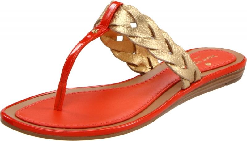 902b45316e55 Amazon. Sandals - Kate Spade New York Women  -  129.91 - trendMe.net