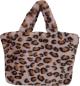 Clothes/footwear details Korean Casual Cute Plush Hit Color Bag Nhhx273287 (Clutch bags)
