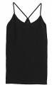 Clothes/footwear details Kurve Spaghetti Strap Racerback Camisole Women's One Size Fits Most (Shirts)