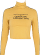 Clothes/footwear details LONG SLEEVE HIGH COLLAR TSHIRT (T-shirts)