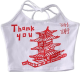 Clothes/footwear details Leifeng Tower Print Lace Camisole (Vests)