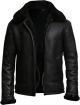 Clothes/footwear details MENS B3 SHEEPSKIN AVIATOR SHEARLING BOMBER JACKET (Jacket - coats)