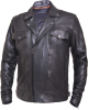 Clothes/footwear details MENS CRUISER LEATHER MOTORCYCLE JACKET (Jacket - coats)