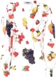 Clothes/footwear details MSGM - Printed crêpe blouse | Mytheresa (Uncategorized)