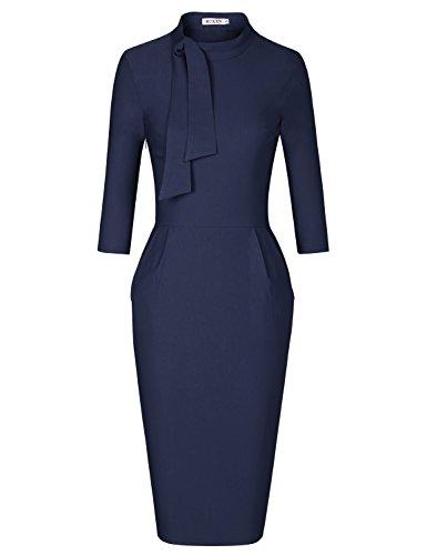 2beb10b34e9d MUXXN Dresses - MUXXN Women' Classic Vintage - $59.99 - trendMe.net