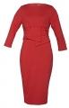 Clothes/footwear details Marycrafts Womens Elegant Lady Vintage Evening Wiggle Midi Dress (Dresses)