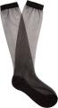 Clothes/footwear details Meias transparentes Black Raey   MATCHES (Uncategorized)