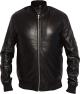 Clothes/footwear details Mens MA1 Black Aviator Sheepskin Leather Flight Jacket (Jacket - coats)