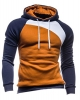 Clothes/footwear details Mooncolour Men's Casual Pullover Long Sleeve Hoodies Outwear (Shirts)