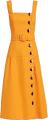 Clothes/footwear details Pinafore Midi Dress (Uncategorized)