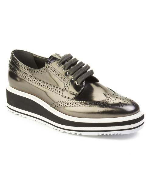 Lacas Platforms Platform shoes Prada