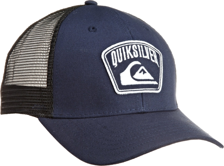 Quiksilver Cap - Quiksilver Men  Helpdesk This -  22.00 - trendMe.net e41e40cd35b