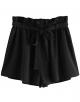 Clothes/footwear details Romwe Women's Casual Elastic Waist Summer Shorts Jersey Walking Shorts (Shorts)