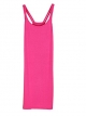 Clothes/footwear details Shawhuaa Womens Cotton Sleeveless Bodycon Strap Dress Long T-Shirt Rosy (Dresses)