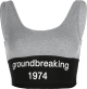 Clothes/footwear details Sports camisole female stitching letters (Shirts)