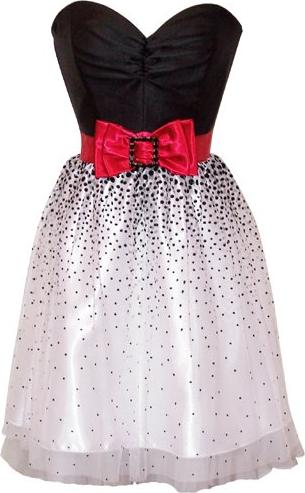 Pacificplex Vestidos Strapless Prom Dress Holiday 78