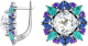 Clothes/footwear details Серебряные серьги Symmetry (Earrings)