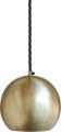 Clothes/footwear details The Globe Collection Pendant - Brass | L (Uncategorized)