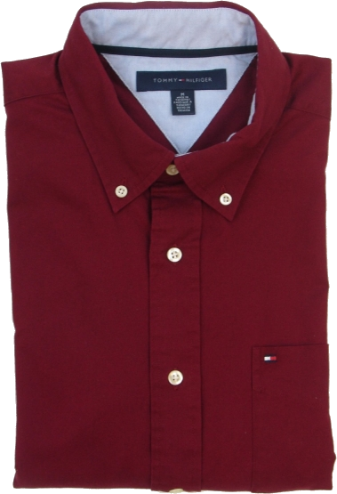Tommy Hilfiger Long Sleeves Shirts Tommy Hilfiger Mens Classic