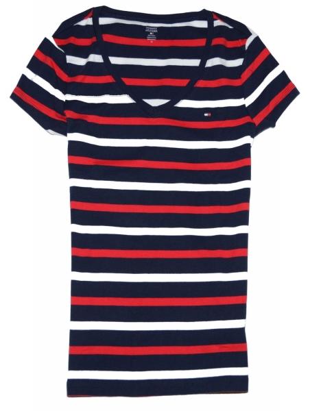 b9e07b4b110c5f Tommy Hilfiger T-shirts - Tommy Hilfiger Women V-neck -  22.99 - trendMe.net