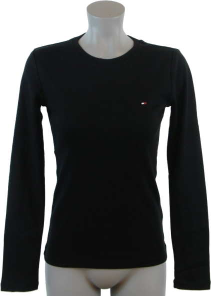 8f34bf44 Tommy Hilfiger Long sleeves shirts - Tommy Hilfiger Womens Crewneck -  $29.99 - trendMe.net