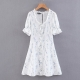 Clothes/footwear details Vintage Puff Sleeve Fairy Holiday Dress (Dresses)