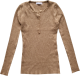 Clothes/footwear details V-neck single-breasted solid long-sleeve (Shirts)