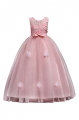 Clothes/footwear details YMING Girl's Prom Dress Tulle Lace Flower Girl Dress Pincess Dress Maxi Dress (Dresses)